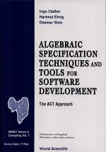 Algebraic Specification Techniques and Tools for Software Development