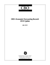 CBO's Economic Forecasting Record