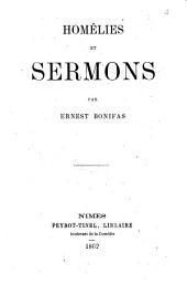 Homélies et sermons