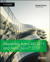 Mastering AutoCAD 2017 and AutoCAD LT 2017 PDF