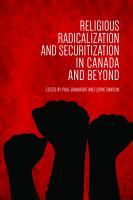 Religious Radicalization and Securitization in Canada and Beyond PDF