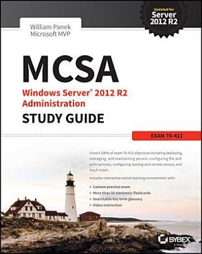 MCSA Windows Server 2012 R2 Administration Study Guide PDF