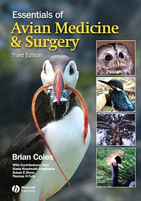 Essentials of Avian Medicine and Surgery PDF