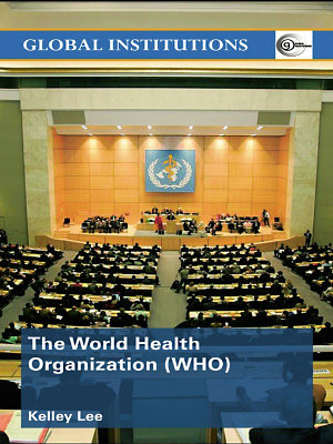 The World Health Organization  WHO