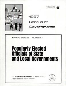 1967 Census of Governments PDF