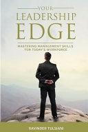 Your Leadership Edge