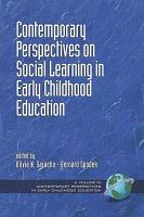 Contemporary Perspectives on Social Learning in Early Childhood Education PDF