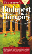 Frommer s Budapest and the Best of Hungary