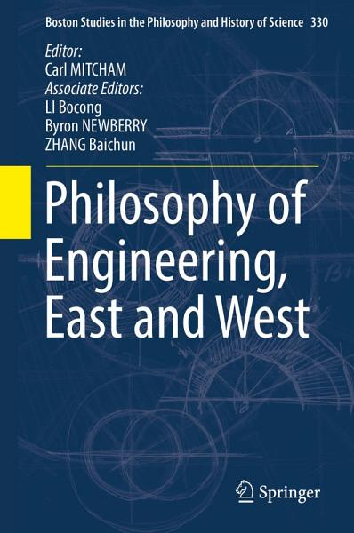 Philosophy Of Engineering East And West