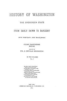 History of Washington PDF