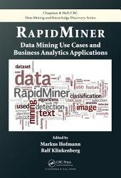 Rapidminer PDF