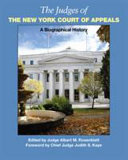 The Judges of the New York Court of Appeals PDF