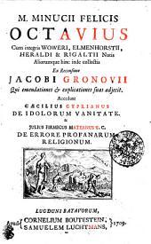 M. Minucii Felicis Octavius