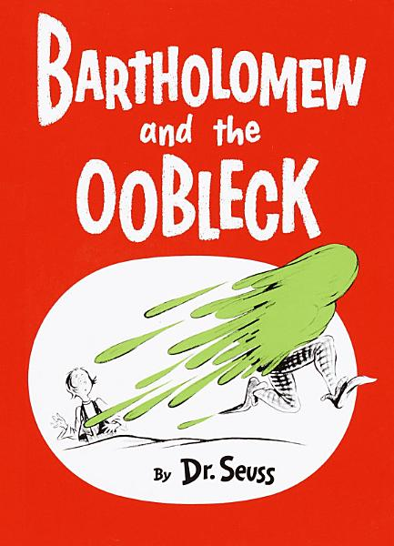 Download Bartholomew and the Oobleck Book