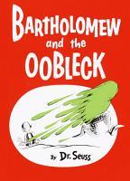Bartholomew and the Oobleck PDF