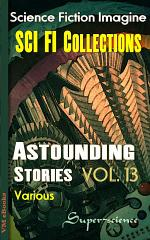 Astounding Stories Vol 13