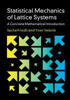 Statistical Mechanics of Lattice Systems PDF