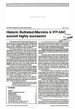 South African Update PDF