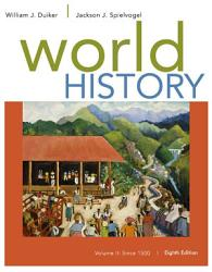 World History Volume Ii Since 1500 Book PDF