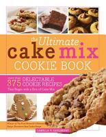 Ultimate Cake Mix Cookie Book PDF