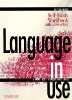 Language in Use Intermediate Self study Workbook with Answer Key PDF
