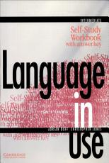 Language in Use Intermediate Self study Workbook with Answer Key PDF