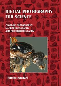 Digital Photography for Science  Hardcover  Book