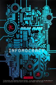 Infomocracy Book
