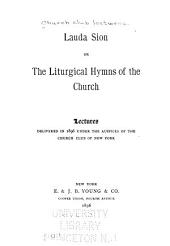 Church Club Lectures
