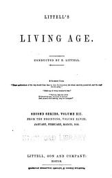 Living Age  Book PDF
