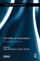 The Politics of Sustainability PDF