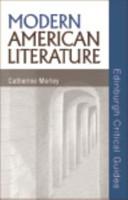 Modern American Literature PDF