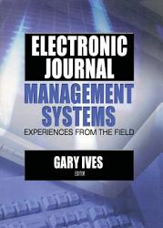 Electronic Journal Management Systems PDF