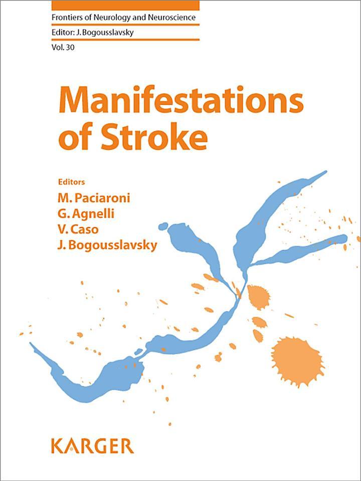 Manifestations of Stroke