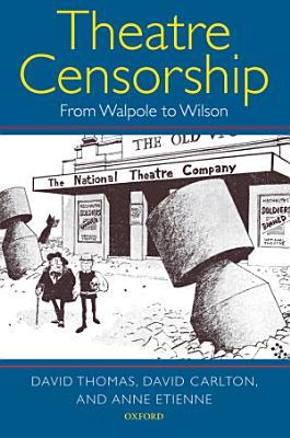 Theatre Censorship PDF