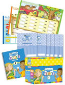 Daily Language Review Centers, Grade 1 Classroom Kit