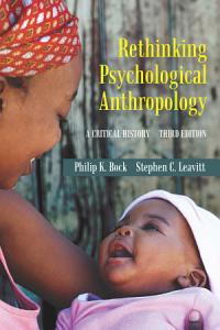 Rethinking Psychological Anthropology PDF