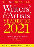 Writers    Artists  Yearbook 2021 PDF