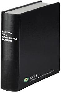 Federal Tax Compliance Guide 2008 Book