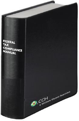 Federal Tax Compliance Guide 2008 PDF