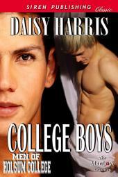 College Boys [Men of Holsum College]
