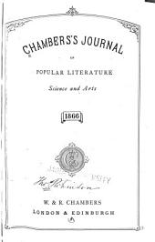 Chamber's Journal of Popular Literature, Science and Arts