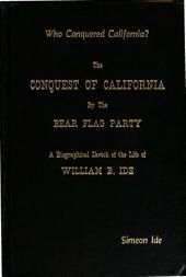 Who Conquered California?