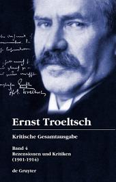 Rezensionen und Kritiken: (1901-1914)