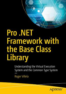 Pro  NET Framework with the Base Class Library PDF