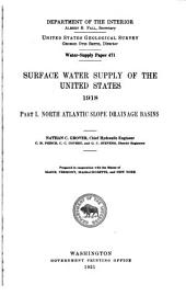Water-supply Paper: Volumes 471-475