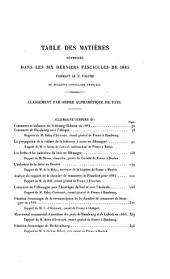 Bulletin consulaire français: Recueil des rapports commerciaux adressés au ministre des affaires étrangères par les agents diplomatiques et consulaires de France à l'étranger ..., Volumes9à10