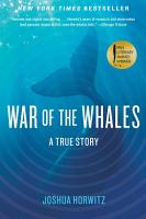 War of the Whales PDF