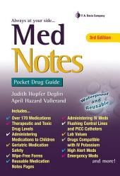 Med Notes: Pocket Drug Guide