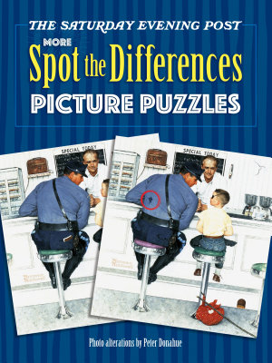 Saturday Evening Post MORE Spot the Differences Picture Puzzles